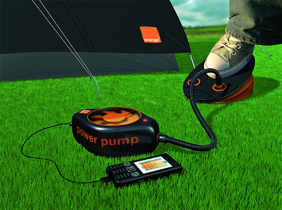 Orange-Power-Pump