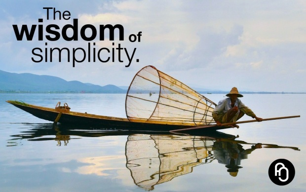 The-widom-of-simplicity