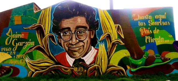 mural jaime garzon street art