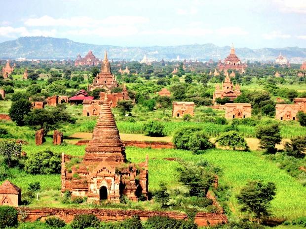 Myanmar-temple-image