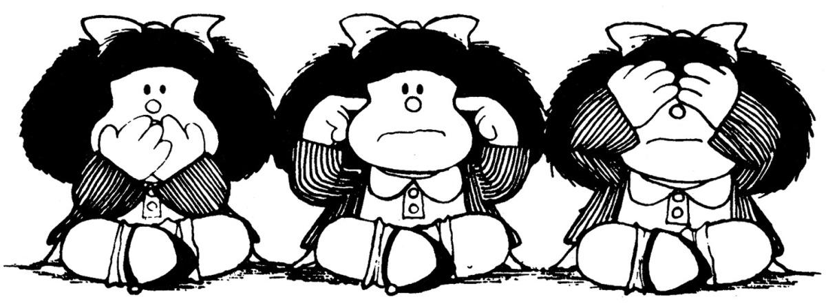 Personaje del Mes: Mafalda